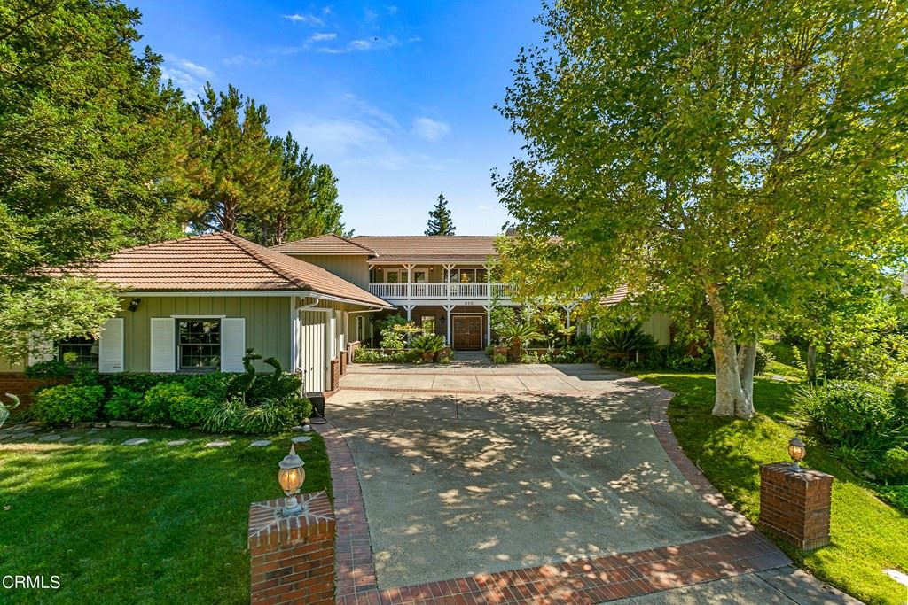 800 Greenridge Drive, La Canada Flintridge, CA 91011 - MLS#: P1-5950
