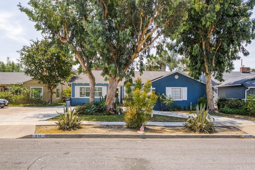 614 W Park Lane, Santa Ana, CA 92706 - MLS#: PW21163950