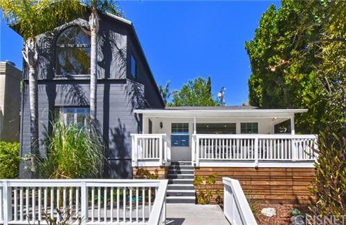 Photo of 4125 Murietta Avenue, Sherman Oaks, CA 91423 (MLS # SR21092951)