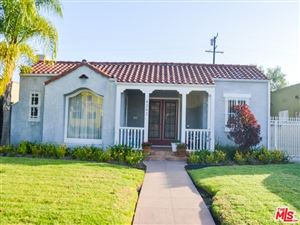 Photo of 4242 S VICTORIA Avenue, View Park, CA 90008 (MLS # 18310952)