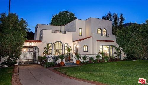 Photo of 243 N NORTON Avenue, Los Angeles, CA 90004 (MLS # 20594952)