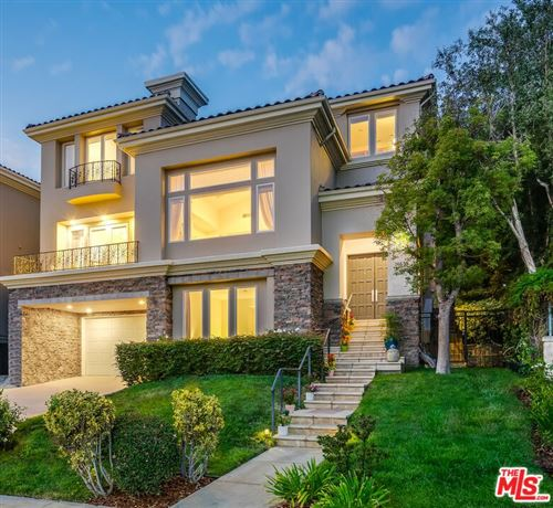 Photo of 16655 Calle Haleigh, Pacific Palisades, CA 90272 (MLS # 21749952)