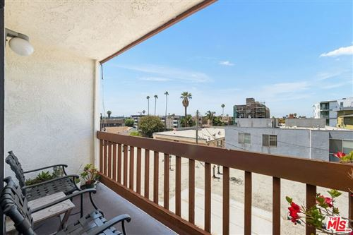 Photo of 9737 Charnock Avenue #16, Los Angeles, CA 90034 (MLS # 21767952)
