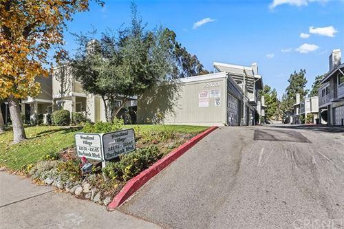 Photo of 22133 Burbank Boulevard #7, Woodland Hills, CA 91367 (MLS # SR21006952)
