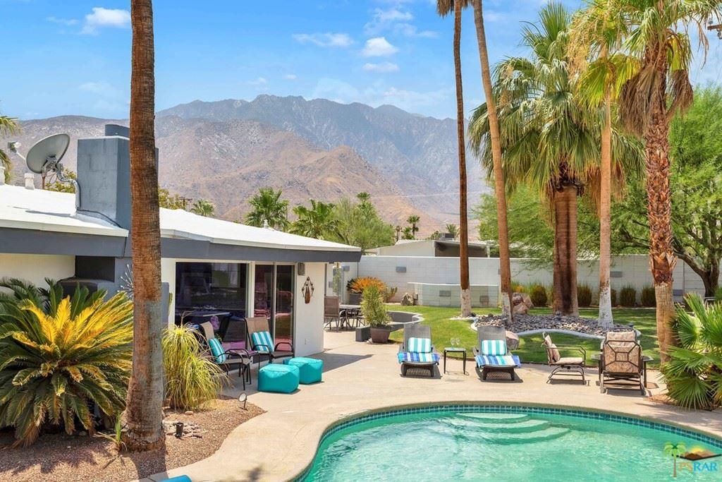 1102 E Adobe Way, Palm Springs, CA 92262 - MLS#: 21760952