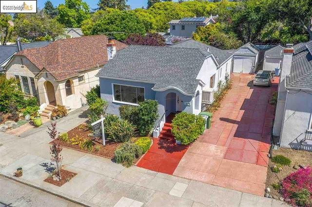 Photo of 1575 Portland Ave, Berkeley, CA 94707 (MLS # 40911952)