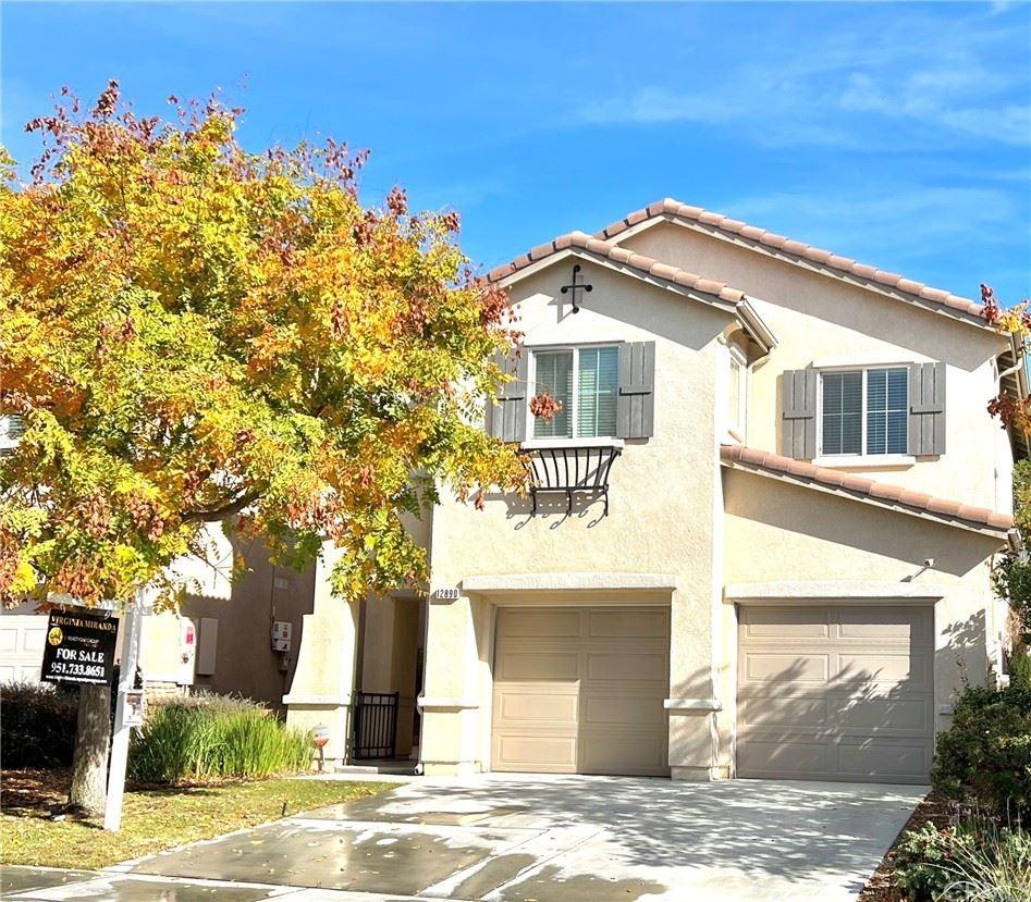 12890 Cobblestone Lane, Moreno Valley, CA 92555 - MLS#: EV21200952