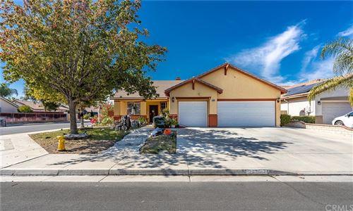 Photo of 26761 Worthy Drive, Menifee, CA 92585 (MLS # IG21220953)