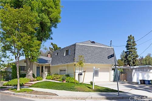 Photo of 21435 Villena Street, Woodland Hills, CA 91364 (MLS # SR21080953)