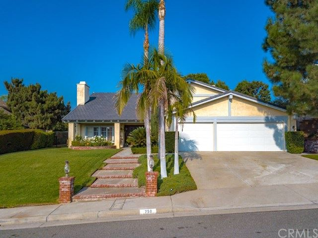 750 S Goldfinch Way, Anaheim, CA 92807 - MLS#: IG20212953