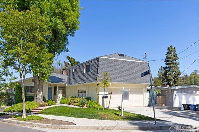 21435 Villena Street, Woodland Hills, CA 91364 - #: SR21080953
