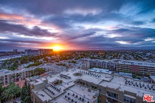 Photo of 13700 Marina Pointe Drive #1520, Marina del Rey, CA 90292 (MLS # 21720954)