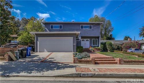 Photo of 4613 Santa Lucia Drive, Woodland Hills, CA 91364 (MLS # JT21030954)