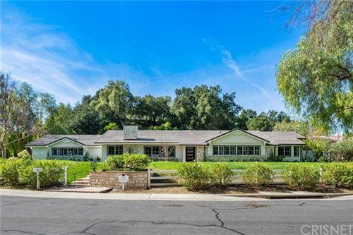 Photo of 24563 JOHN COLTER Road, Hidden Hills, CA 91302 (MLS # SR21029954)