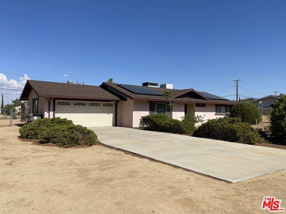 7433 Frontera Avenue, Yucca Valley, CA 92284 - MLS#: 21762954