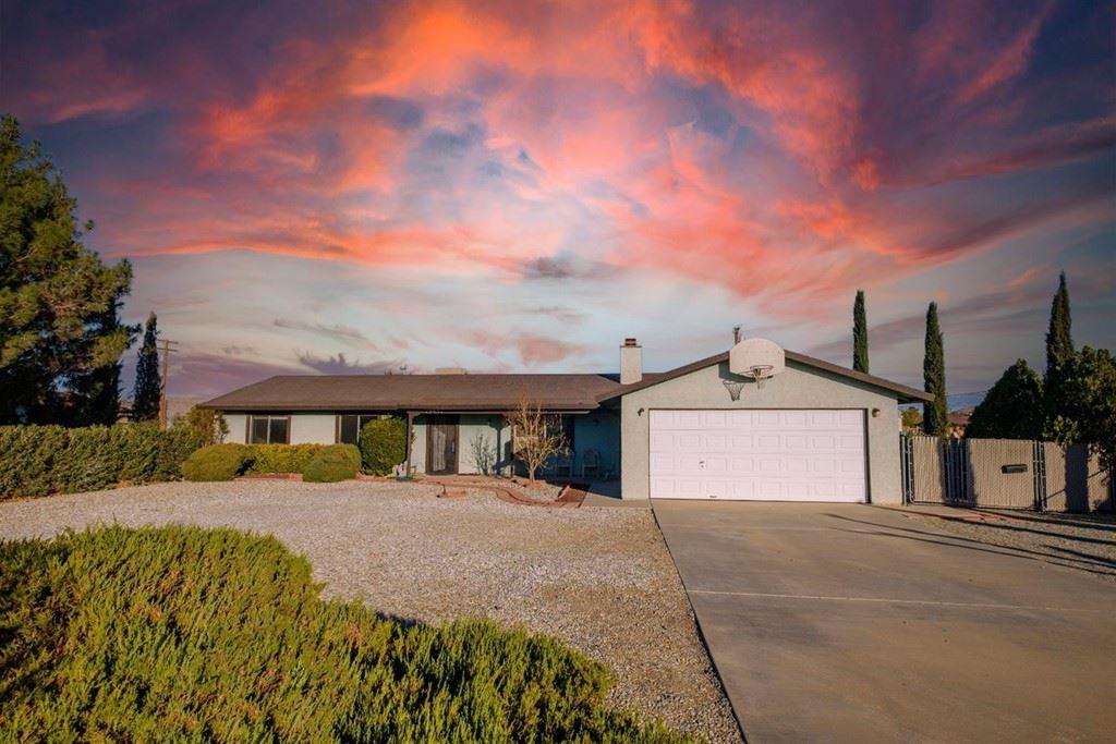 15457 Ute Road, Apple Valley, CA 92307 - #: 536954