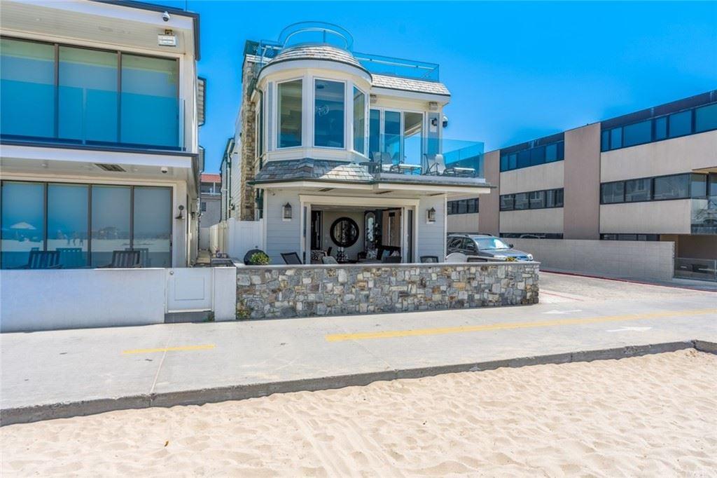 3401 Seashore Drive #A, Newport Beach, CA 92663 - MLS#: NP21184954