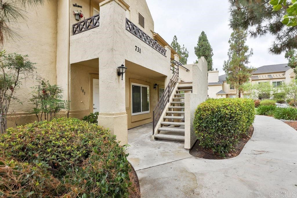 731 Brookstone Road #204, Chula Vista, CA 91913 - MLS#: PTP2105954