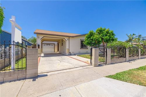 Photo of 2126 S Standard Avenue, Santa Ana, CA 92707 (MLS # PW21096955)