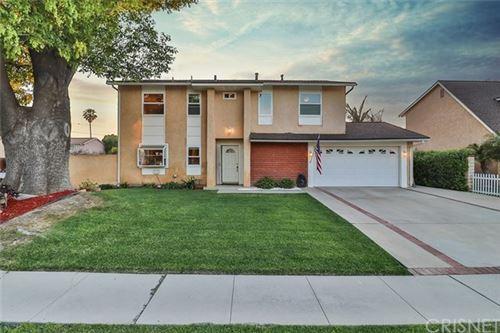 Photo of 1247 Fuller Avenue, Simi Valley, CA 93065 (MLS # SR21082955)