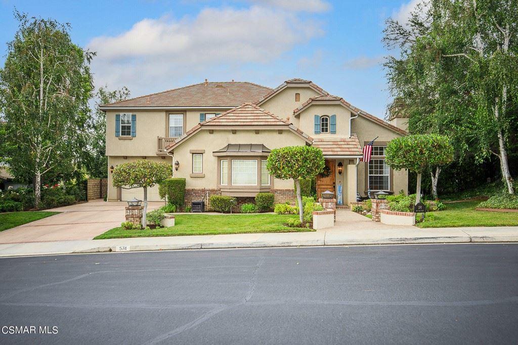 574 Oak Tree Court, Simi Valley, CA 93065 - MLS#: 221003955