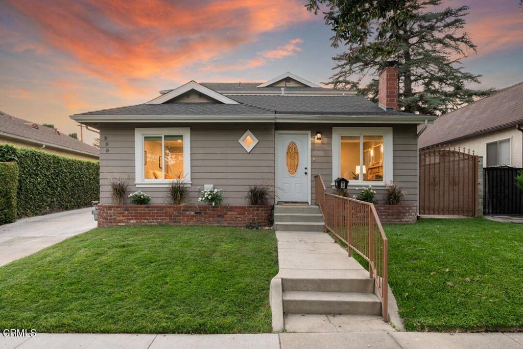 999 Bella Vista Avenue, Pasadena, CA 91107 - MLS#: P1-6955