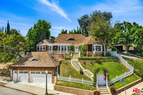 Photo of 301 Dalkeith Avenue, Los Angeles, CA 90049 (MLS # 20627956)