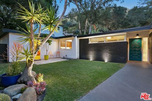 Photo of 1734 Benedict Canyon Drive, Beverly Hills, CA 90210 (MLS # 21717956)