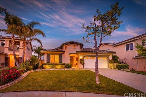 Photo of 25830 Barnett Lane, Stevenson Ranch, CA 91381 (MLS # SR21108956)