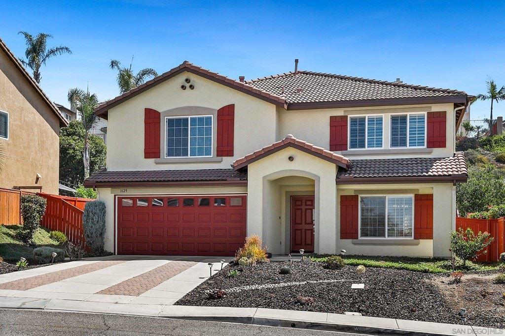 1629 Pegasus Way, San Marcos, CA 92069 - MLS#: 210024956