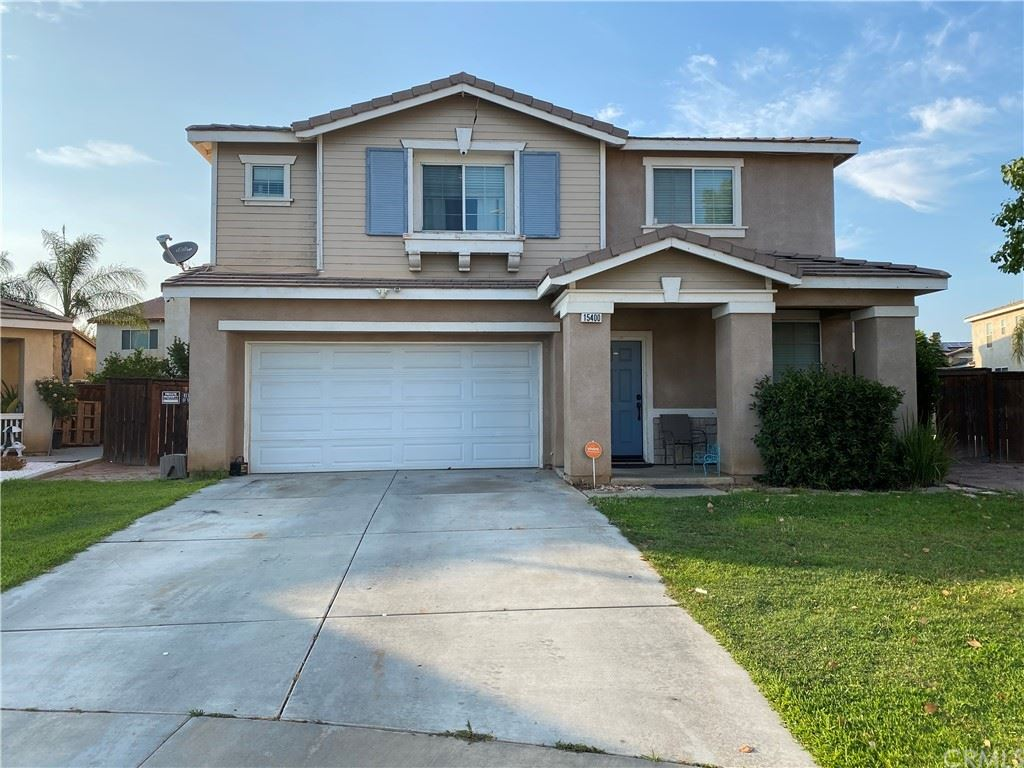 15400 Calle Castano, Moreno Valley, CA 92555 - MLS#: MB21165957