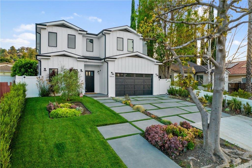Photo of 18026 Valley Vista Boulevard, Encino, CA 91316 (MLS # SR21188957)