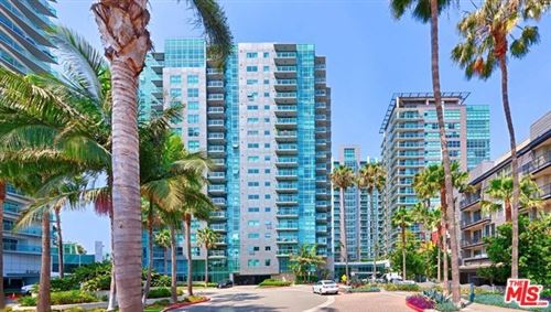 Photo of 13700 MARINA POINTE Drive #317, Marina del Rey, CA 90292 (MLS # 19533958)