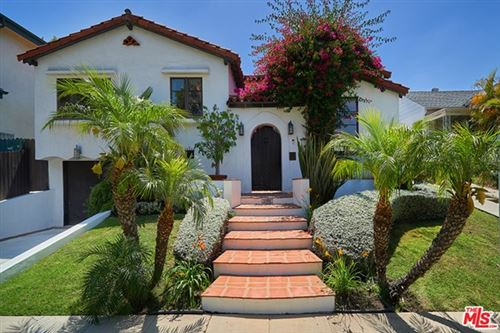Photo of 1724 S CANFIELD Avenue, Los Angeles, CA 90035 (MLS # 20584958)