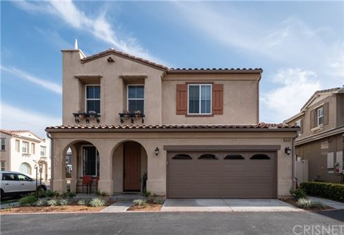 Photo of 20420 Victory Court, Newhall, CA 91350 (MLS # SR21010958)