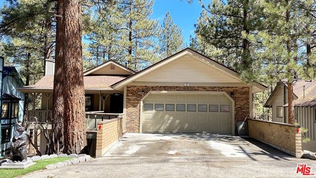 454 Woodside Drive, Big Bear City, CA 92314 - MLS#: 21711958