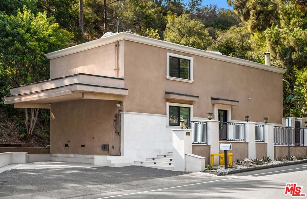 Photo of 2075 Benedict Canyon Drive, Beverly Hills, CA 90210 (MLS # 21791958)