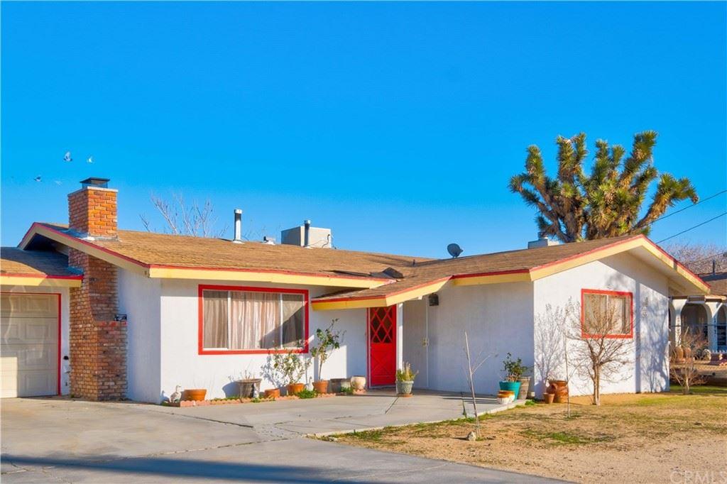 7563 Valley Vista Avenue, Yucca Valley, CA 92284 - MLS#: JT21038958