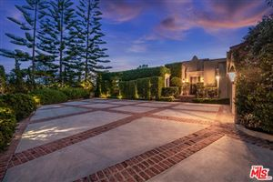 Photo of 1307 DELRESTO Drive, Beverly Hills, CA 90210 (MLS # 19485960)