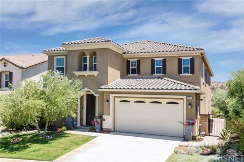Photo of 28824 Iron Village Drive, Valencia, CA 91354 (MLS # SR21147960)
