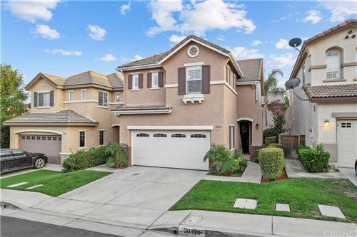 Photo of 30323 Cedar Oak Lane, Castaic, CA 91384 (MLS # SR21207960)