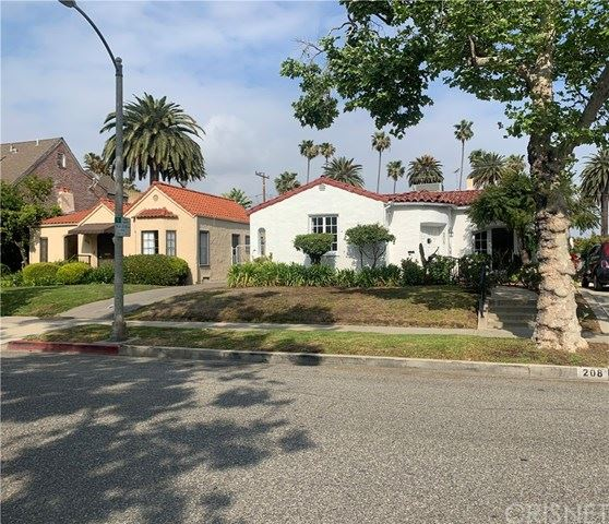 208 S Maple Drive, Beverly Hills, CA 90212 - #: SR21087960