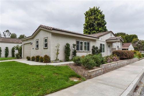 Photo of 3295 San Amadeo #D, Laguna Woods, CA 92637 (MLS # OC21076961)
