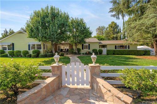 Photo of 23009 Leonora Drive, Woodland Hills, CA 91367 (MLS # SR21157961)