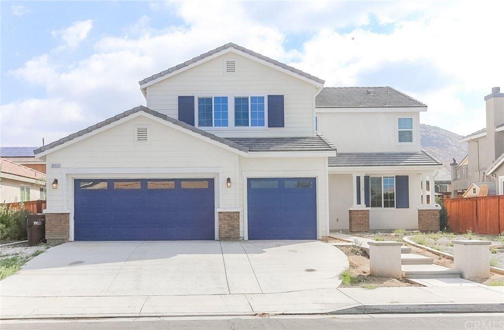 26532 Iron Mountain Street, Menifee, CA 92585 - MLS#: IG21224961