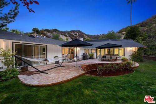 Photo of 3426 Merrimac Road, Los Angeles, CA 90049 (MLS # 21730962)