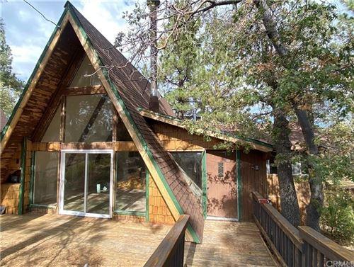 Photo of 43628 Ridge Crest Drive, Big Bear, CA 92315 (MLS # PW21225962)