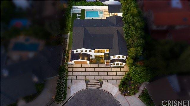 Photo of 15712 Sutton Street, Encino, CA 91436 (MLS # SR20119962)