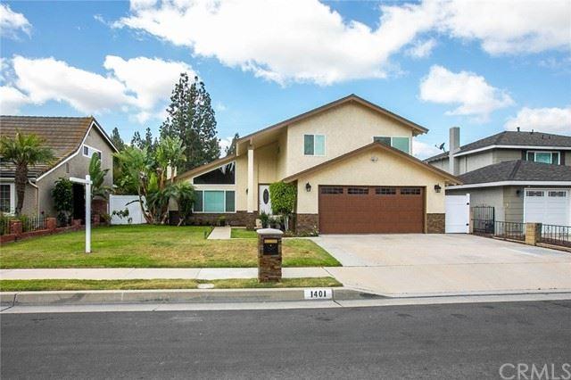 Photo of 1401 Orangewood Street, La Habra, CA 90631 (MLS # PW21104963)