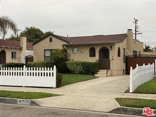 Photo of 1130 S Grevillea Avenue, Inglewood, CA 90301 (MLS # 20617964)